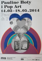 [Plakat]  Pauline Boty i pop art. […]