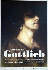 [Plakat]  Maurycy Gottlieb. W poszukiwaniu tożsamości […]