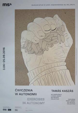 [Plakat] Tamás Kaszás. Ćwiczenia w autonomii […]