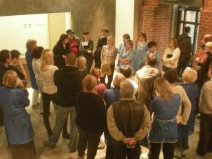 Przygotowania do otwarcia nowego budynku Muzeum Sztuki w Łodzi - ms2