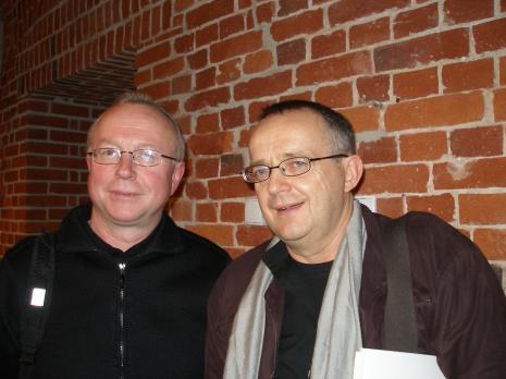 Jerzy Grzegorski (Galeria Wschodnia w Łodzi), Krzysztof Bednarski