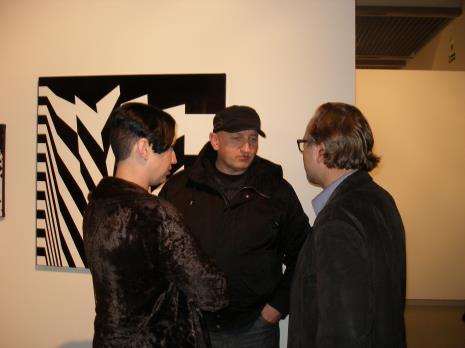 Aleksandra Ska, Leszek Knaflewski, Wojciech Leder