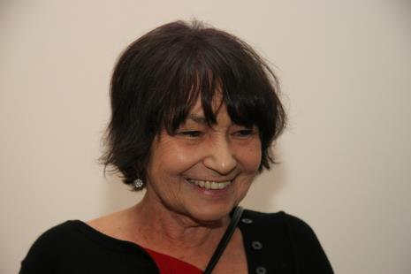 Magdalena Shummer (artystka, żona Wojciecha Fangora)