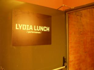 Koncert Lydii Lunch (support - Wiktor Skok), Muzeum Fabryki w Manufakturze