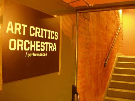 Koncert Art Critics Orchestra