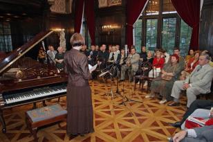 Koncert w Rezydencji Księży Młyn