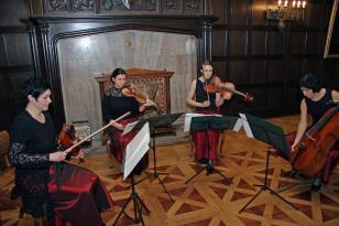 Salon Muzyczny w pałacu Herbsta