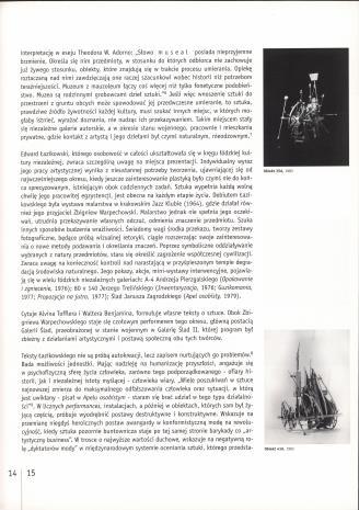 Edward Łazikowski. Obiekty z lat 1979-1997. Rysunki, rzeźby, obrazy, fotografie