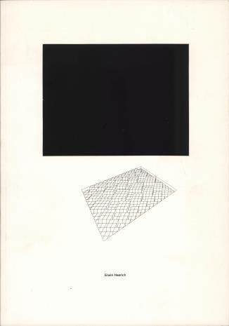 Erwin Heerich : Plan i proces = Plan and Process : Muzeum Sztuki, Łódź 2.9.-9.10.1994
