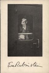 Eva Rubinstein - Fotografie z lat 1967-1982 : wystawa, Muzeum Sztuki w Łodzi, czerwiec-lipiec 1984
