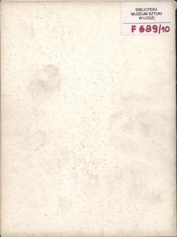 Henryk Siemiradzki 1843-1902 : obrazy i rysunki ze zbiorów polskich : [Muzeum Sztuki w Łodzi, grudzień 1968 - styczeń 1969