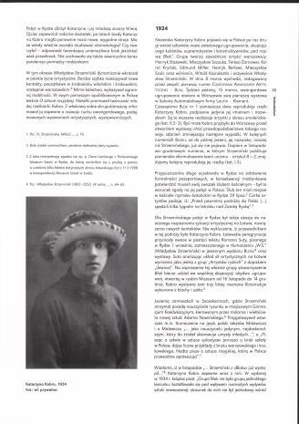 Katarzyna Kobro 1898-1951 : w setną rocznicę urodzin