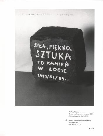 Kolekcja multimedialna Galerii Wymiany Józefa Robakowskiego