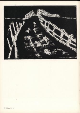 Tadeusz Kulisiewicz : 19 kwiecień - 20 maj 1973. [Grafiki i rysunki]