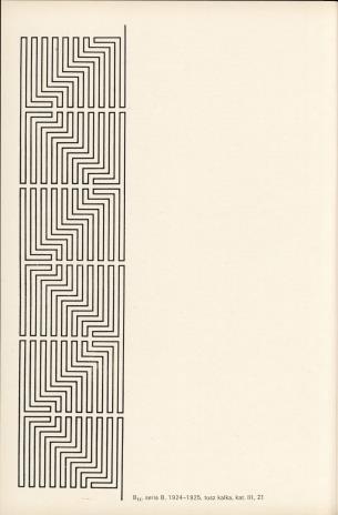 Linie rytmiczne - Wacław Szpakowski 1883-1973 : [wystawa] Muzeum Sztuki w Łodzi, październik-listopad 1978