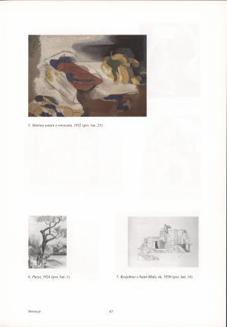 Maria Ewa Łunkiewicz-Rogoyska (1895-1967) : w setną rocznicę urodzin : Muzeum Sztuki w Łodzi, 13 grudnia 1995 - 24 marca 1996