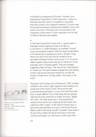 Michael Craig-Martin : malowidła ścienne w Willi Herbsta = Wall Paintings at the Vill Herbst : Muzeum Sztuki, Łódź, 9.11.1994-1.01.1995.