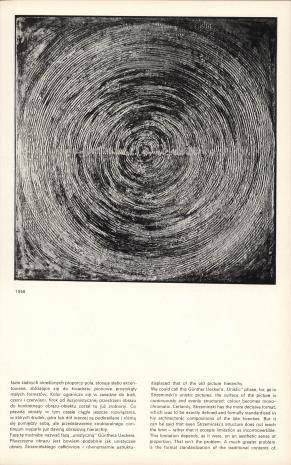 Günther Uecker - Struktury : [Muzeum Sztuki w Łodzi, 20 grudzień 1974-19 styczeń 1975]