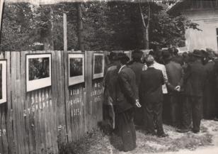 Zwiedzanie wystawy