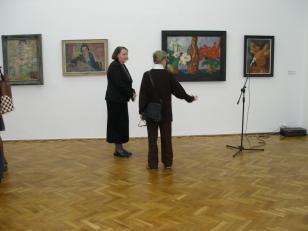 Kolekcja sztuki XX i XXI wieku. Szkic 2 Siła formalizmu