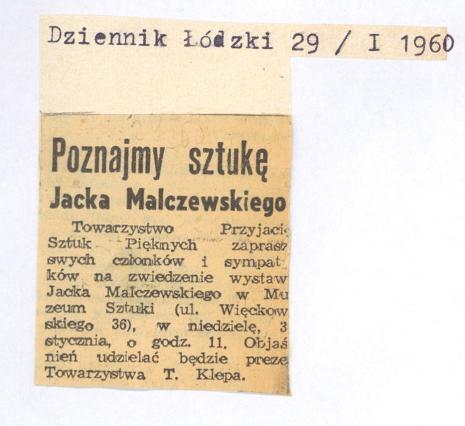 Poznajmy sztukę Jacka Malczewskiego