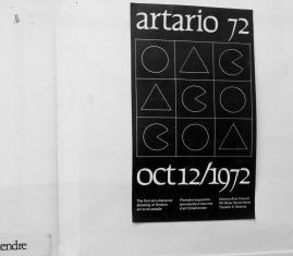 Artario 72. Wystawa sztuki kanadyjskiej. Przedmioty powielane