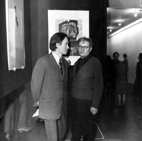 Z prawej Bolesław Utkin
