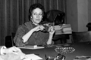 Eva Rubinstein – fotografie z lat 1967 – 1982