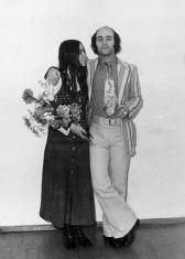 Gérard Titus-Carmel z żoną