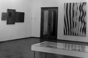 Michael Kidner. Malarstwo, rysunek, obiekty przestrzenne, 1958 – 1984 (we współpracy z The British Council i CBWA w Warszawie)
