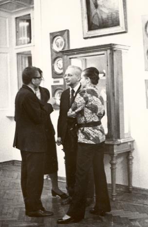 dyr. Ryszard Stanisławski (ms), Mieczysław Porębski, J. Jakimowicz