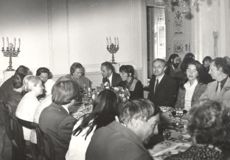 Obiad w Nieborowie