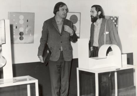 Walter Zanini, Donato Ferrari