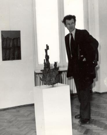 Jean Leymarie (dyrektor Musee National d'Art Moderna w Paryżu)