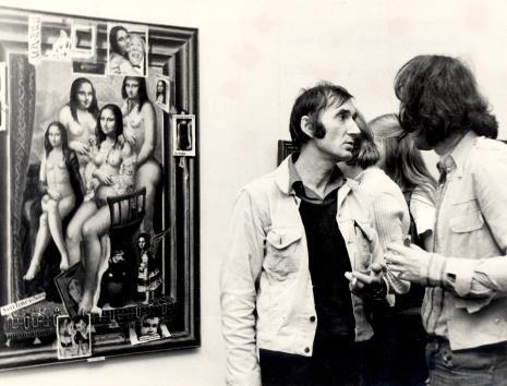 Wiesław Borowski (Galeria Foksal w Warszawie) w rozmowie z Andrzejem Turowskim