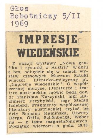 Impresje wiedeńskie