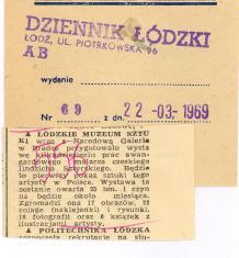 Łódzkie Muzeum Sztuki wraz z Narodową Galerią w Pradze [...]