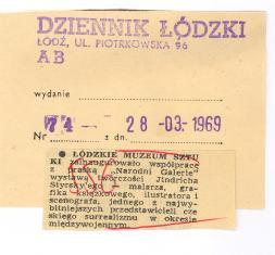 Łódzkie Muzeum Sztuki zainaugurowało współpracę [...]
