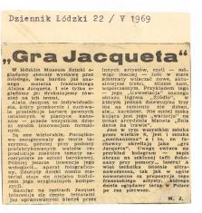 Gra Jacqueta