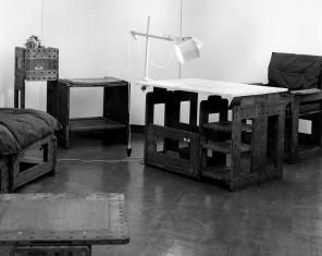 Wspólny dom 2 +2. Pokaz projektów wnętrz i mebli artystów z grupy Hajnówka
