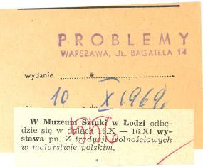 W Muzeum Sztuki w Łodzi [...]