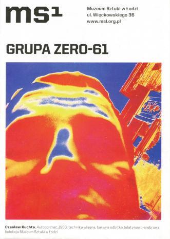 [Ulotka/Folder] Grupa ZERO-61