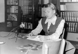 Janina Ładnowska (Dział Sztuki Nowoczesnej)