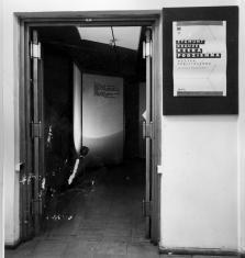 Zygmunt Krauze. Rzeka podziemna (muzyka przestrzenna w strukturze architektonicznej zaprojektowanej przez Wiesława Nowaka i Jana Muniaka)