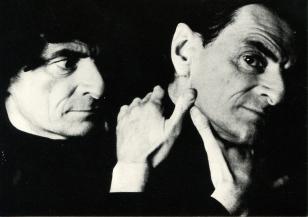 [Ulotka] Jerzy Kosinski, New York 1988 [...]