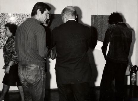 Z lewej Józef Robakowski