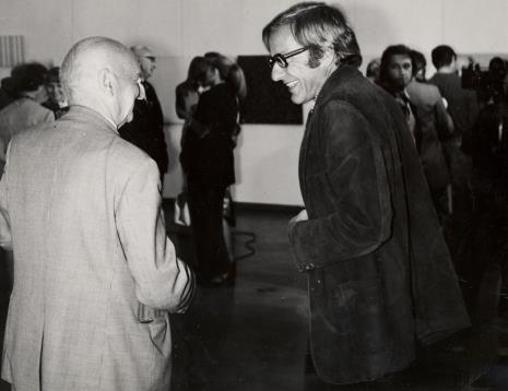 Henryk Stażewski i François Morellet
