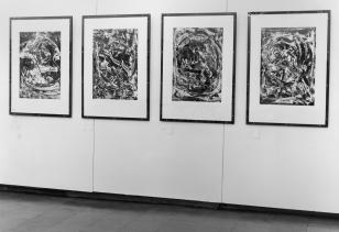 Emilio Vedova. Grafika 1958 - 1990