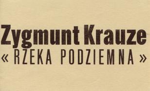 [Zaproszenie] Zygmunt Krauze