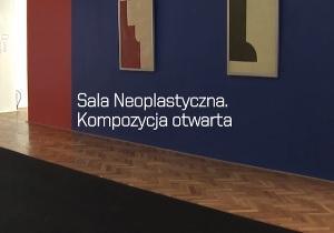Sala Neoplastyczna. Kompozycja otwarta